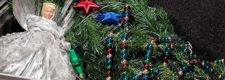 Christmas Tree and Decoration Storage