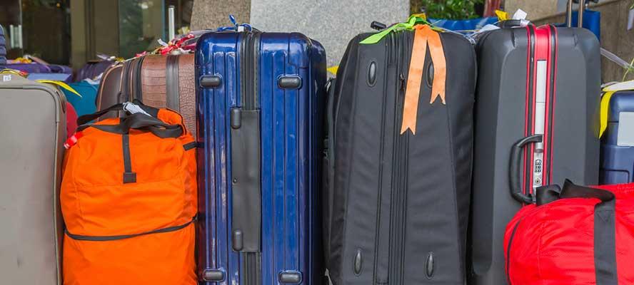Luggage storage London UK