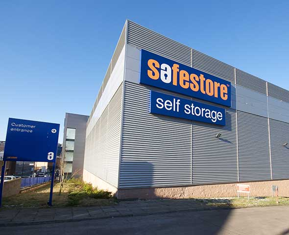 Self storage Glasgow Central