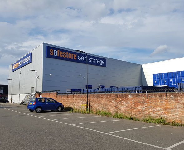 Safestore Self Storage Southampton Quay, Self storage Southampton prices